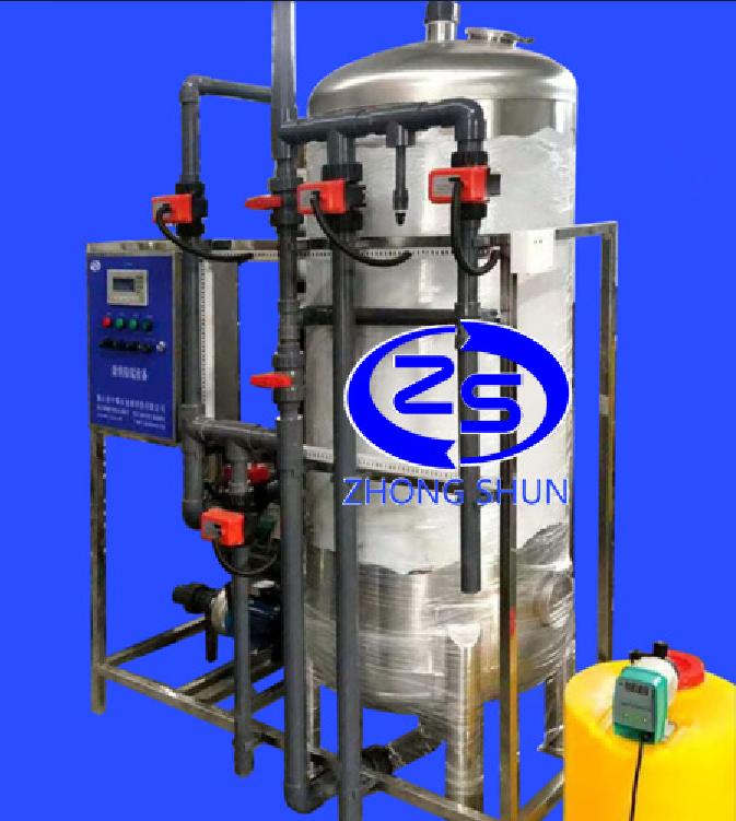 一步法地下水除铁除锰器、除铁除锰水处理器、农村井水处理设备