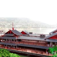 重庆坡屋面仿古瓦 涪陵新型琉璃瓦 干挂式高分子瓦安装价格