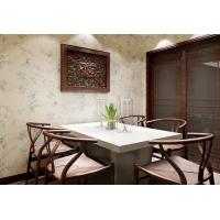 手工生态墙纸 印花艺术水漆 背景墙 包工包料内墙面漆替代墙纸