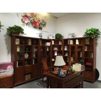 F901书柜、书桌、书椅