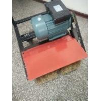 现货供应手推式钢板除锈机打磨机