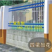 南宁锌钢护栏丨厂区锌钢护栏丨南宁草坪锌钢护栏