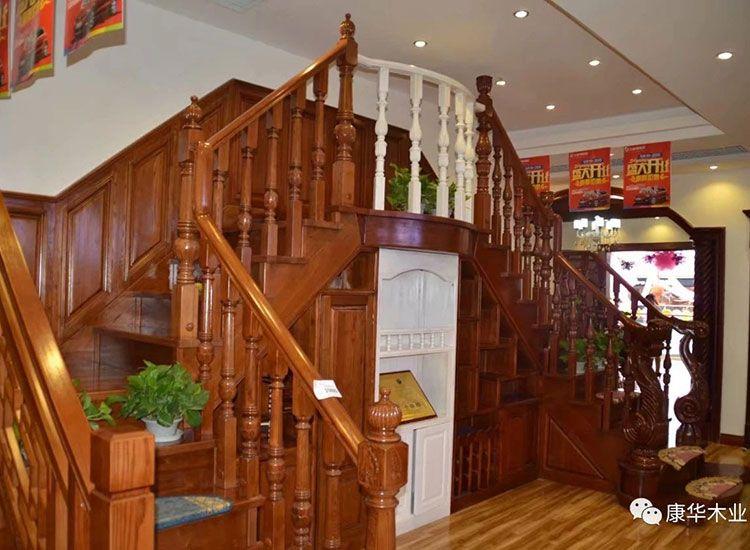 康华整装定制实木楼梯系列