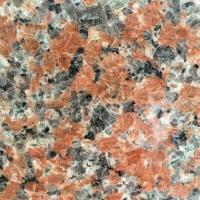 广西枫叶红石材_G562枫叶红花岗岩源产地直销