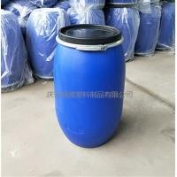 125升大口蓝桶125公斤化工塑料桶