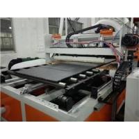 建筑模板生产设备新型建筑模板生产线