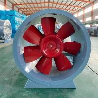 3C认证消防高温排烟风机,轴流式排烟风机,低噪声排烟风机