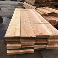 美国花旗松防腐木地板料加工厂