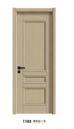 干漆室内木门,佛山夹板生态门,宾馆木门,欧顿门业