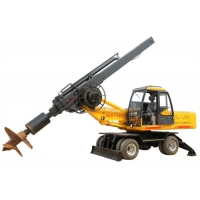 旋挖、旋挖钻机、机锁杆旋挖、履带式旋挖、轮式旋挖