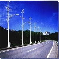 山东蓝润水平轴风力发电机sc-8000w节能环保低速发电机