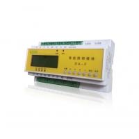独立型带LCD屏16A智能照明模块继电器控制模块