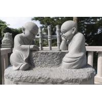 禅意石雕小沙弥、禅意石雕小沙弥、石雕小沙弥 、石雕小和尚