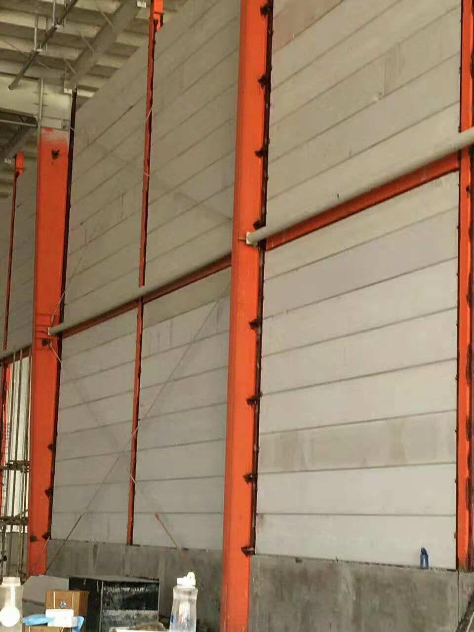 重庆alc轻质隔墙板 重庆高精度砌块安装施工供应