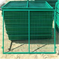 振鼎絲網    浸塑框架護欄網  框架隔離柵