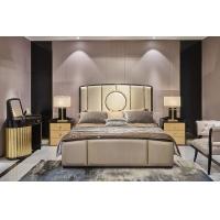 重庆塞维亚国际家居丨卧室床室内定制
