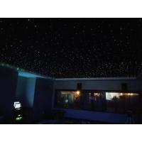 福建福州 星空吊頂光纖燈吊頂 滿天星酒吧ktv家庭影院