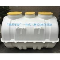 厂家直销玻璃钢化粪池/四川玻璃钢化粪池