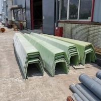 玻璃钢水渠水槽排水天沟厂家直销