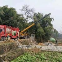 农村微动力地埋式污水处理装置系统罐体