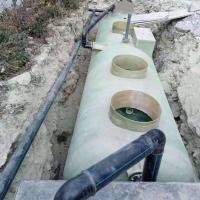 四川一体化无动力太阳能污水处理设备人工湿地池