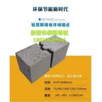 供应北京轻质隔墙板用于酒店 办公楼 公寓 车间100 120