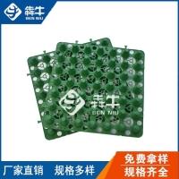 深圳1230g3公分高车库顶板种植蓄排水板