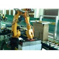 定制建材生產線碼垛機系統 箱子機器人碼垛機