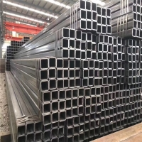 热镀锌方管矩形管规格齐全钢管现货批发