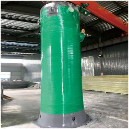 湖南污水处理设备、玻璃钢一体化泵站生产厂家