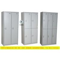 铁柜生产厂定制:东莞市员工铁衣柜,八门员工铁皮衣柜