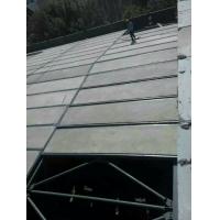 安徽六安钢边框保温隔热轻型板 便于施工维修 神博板