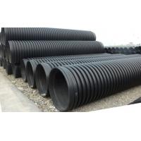 四川成都承插式中空壁塑钢缠绕管厂家