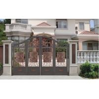 优质铝艺大门  别墅遥控大门