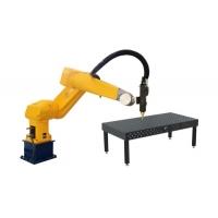 三维机器人光纤激光焊接机