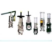 釀酒廠生產過程中使用的閥門刀型閘閥
