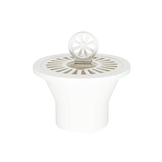 多联白色PVC-U环保排水管