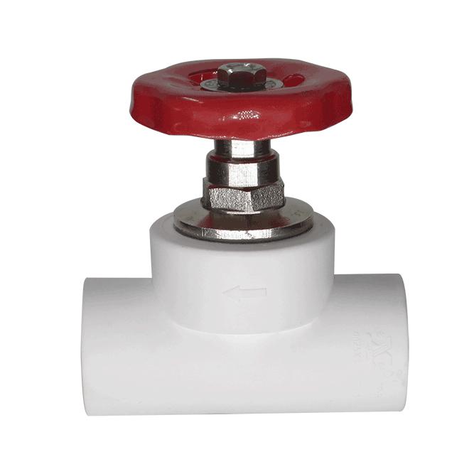 多联白色PP-R环保冷热给水管