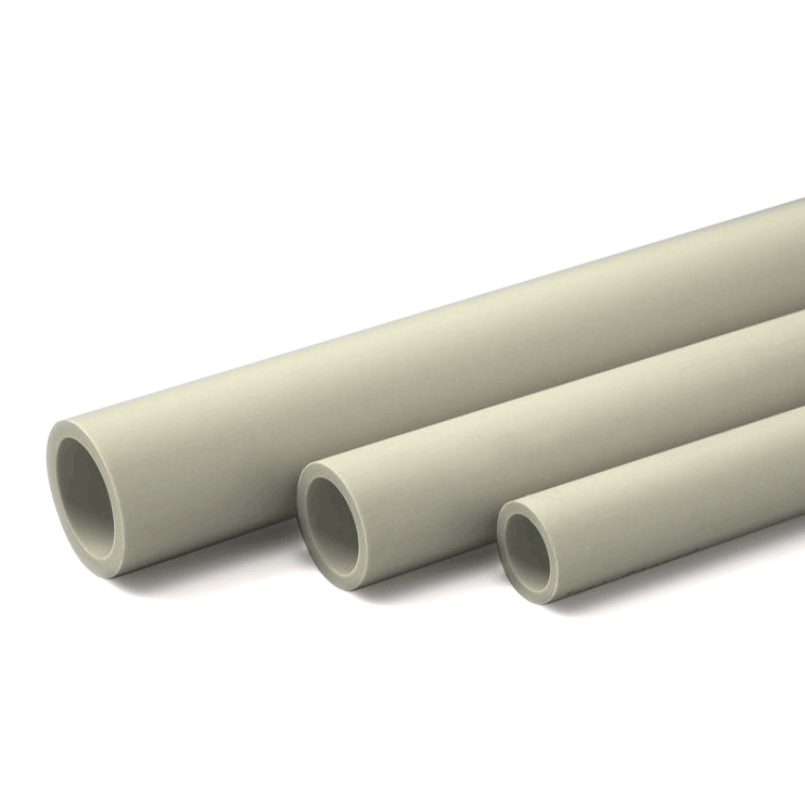 多联塑胶 灰色PP-R环保冷热给水管