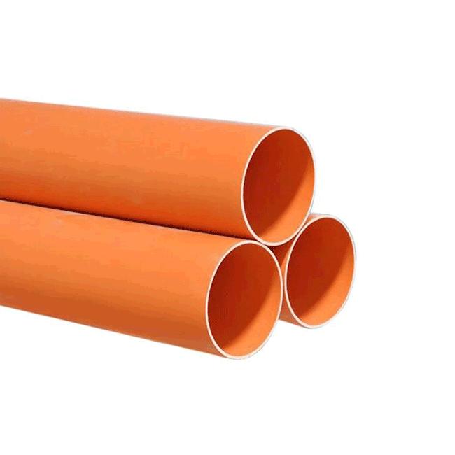 多联塑胶  CPVC环保电力电缆保护管