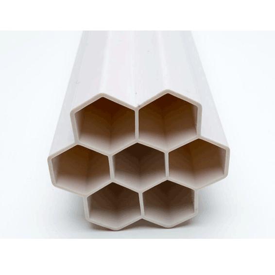 多联塑胶  PVC-U环保多孔通信管