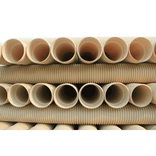 多联塑胶  PVC-U环保双壁波纹管