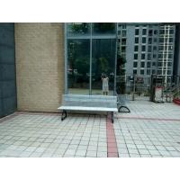 创意室外座椅 户外铁艺公园椅批发