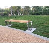 户外长条椅 钢制公园椅 铁艺设计休闲椅批发