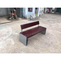 不锈钢公园椅设计订做 公园椅品质怎样选