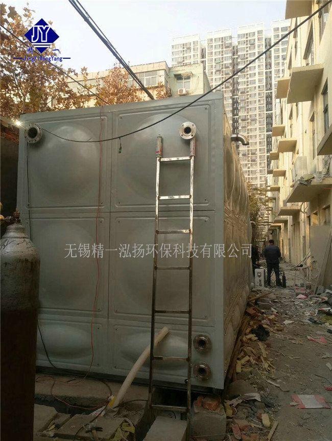 不锈钢焊接式常压水箱应用标准