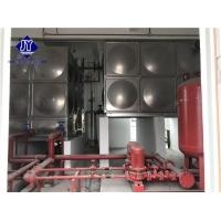 无锡厂家生产加工箱泵一体化不锈钢水箱
