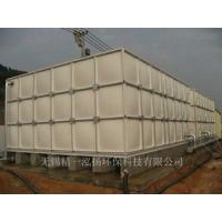 无锡精一泓扬厂家直销拼装式SMC玻璃钢水箱