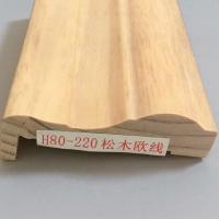 实木印刷贴板线条6