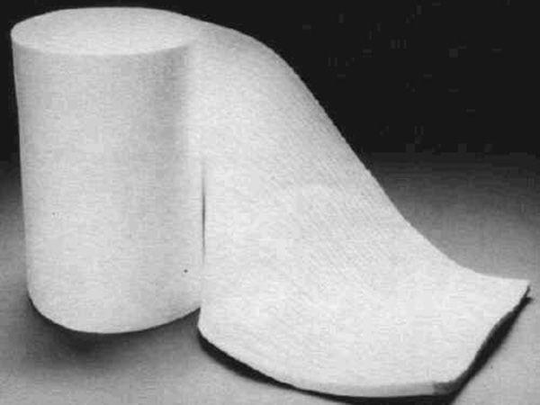 硅酸铝纤维针刺毯子